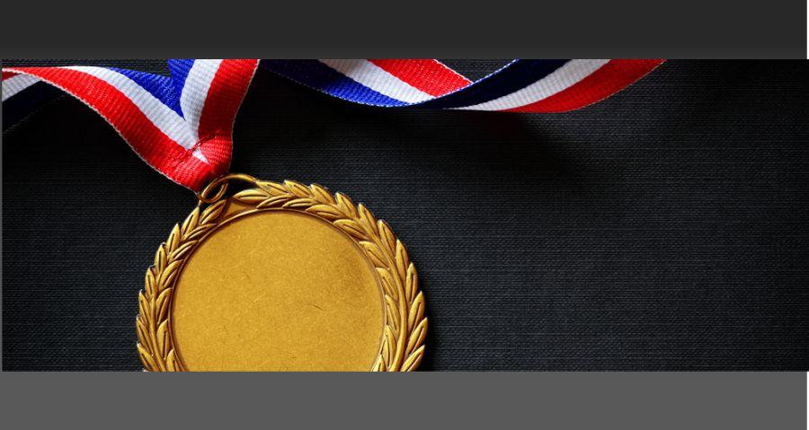 Standart 5.5 cm çapında Madalya (Altın - Gümüş - Bronz)